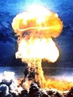 Ancient Atomic Warfare